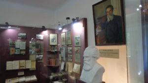 Экспозиции музея Короленко