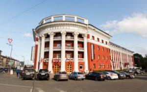 """Гостиница """"Северная"""" в Петрозаводске"""