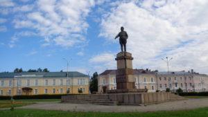 Площадь Кирова. Петрозаводск