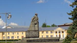 Площадь Ленина. Петрозаводск