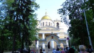 Александро-Невский кафедральный собор. Петрозаводск