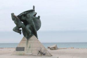Памятник героям Евпаторийского десанта