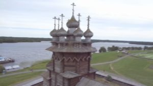 Кижи. Церковь Покрова Пресвятой Богородицы