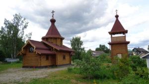Шелтозерское подворье Ионо-Яшезерского мужского монастыря. Карелия