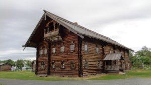 Кижи. Дом крестьянина Максима Яковлева