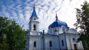 Храм Николая Чудотворца (1873 г.) г.Сортавала