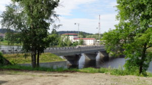 Карельский мост. Сортавала